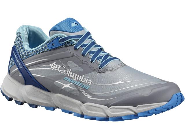 Columbia Caldorado III Kengät Naiset, earl grey/coastal blue